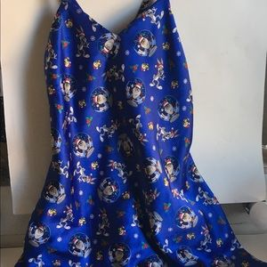 LOONEY TUNES sexy dressing gown size S